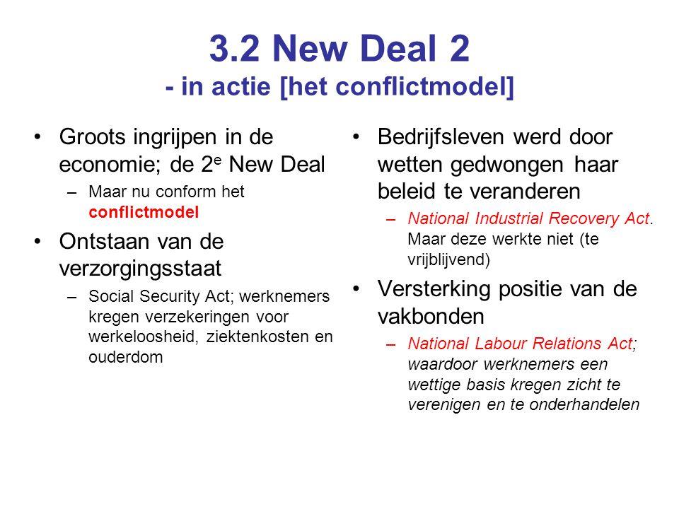 3.2 New Deal 2 - in actie [het conflictmodel]
